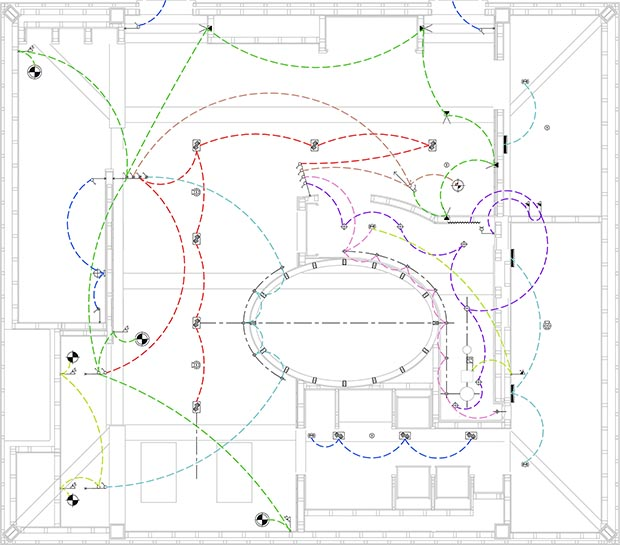 Reflected Ceiling Plan